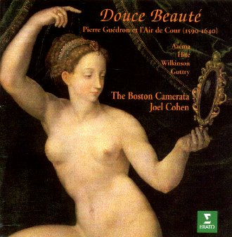 douce beaute cd cover